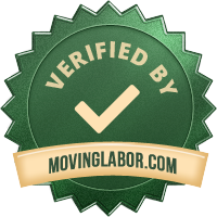 Verified by MovingLabor.com badge